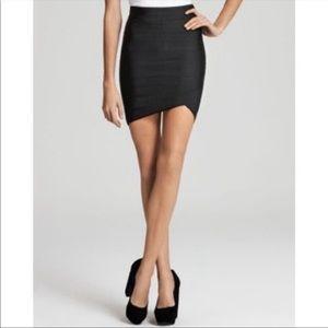 Guess Abbey High Waisted Bandage Skirts 2 skirts